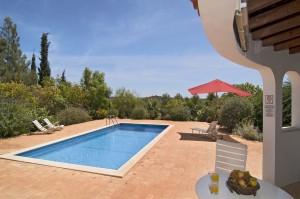 Ferienhaus Quinta do Ipés. Ferienvilla in ländlicher Idylle Nähe Lagos, Algarve.