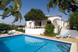 Ferienvilla Silva, eine preisgünstiges privates Ferienhaus für die gesamte Familie.