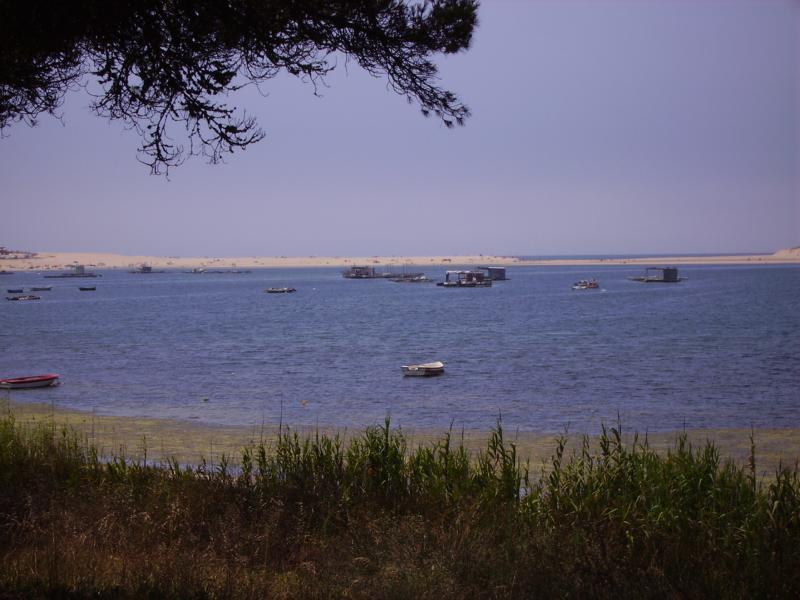 Lagune Lagoa de Albufeira