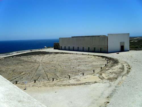 Sagres, Portugal: Windrose