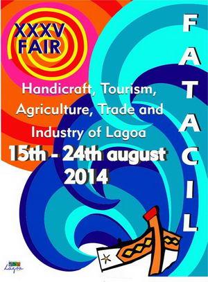 35. Fatacil vom 15. bis 24. August 2014 in Lagoa