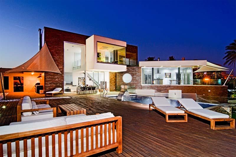 Luxusvilla an der Algarve